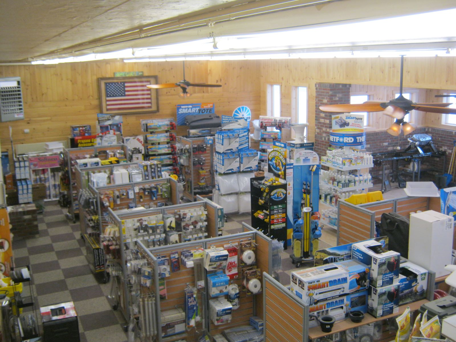 Parts & Accessories Store